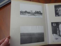 ALBUM 74 PHOTOS ORIGINALES AVION AVIATION  ALAT AEROMOBILE  UNAALAT ANNEE 1980 +MENU AMITIE FRANCO CHINOISE - Aviation