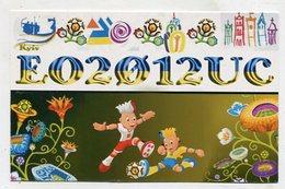 QSL CARD - AK 323696 Ukraine - Makarov Nr. Kiew - Radio Amateur