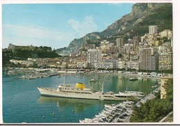 Monaco: Vue Sur Le Port Et La Condamine - 1969 - - La Condamine