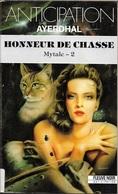 FNA 1813 - AYERDHAL- Honneur De Chasse (AB+) - Fleuve Noir