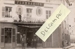 88-EPINAL-CAFÉ DE LA COMEDIE-FLAMMARION-CARTE PHOTO- - Epinal