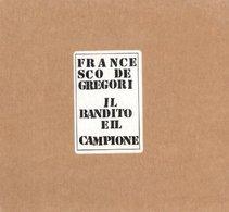 """FRANCESCO De GREGORI  -  """"IL BANDITO E IL CAMPIONE""""  -  SPECIAL EDITION - PAPERBACK VERSION WITH BOOKLET - Other - Italian Music"""