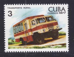 CUBA N° 1992 ** MNH Neuf Sans Charnière, TB (D7199) Transport Rural, Omnibus - Cuba