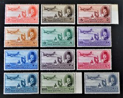 ROYAUME - POSTE AERIENNE 1952 - NEUFS ** - YT PA 43/54 - MI 375/86 - Egypt