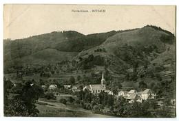 CPA 68 Haut-Rhin Mitzach - France