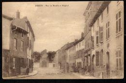 DIEUZE - Rue Du Moulin Et Hôpital - Dieuze