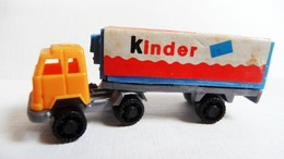 Ancien Kinder Sattelzuge  Tankattelzug 1983 - Mountables