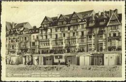 KNOCKE-KNOKKE - Jacobs Hotel Et Villas - Oblitération De 1935 - Edition LUX, Série Knocke, N° 26 - Knokke