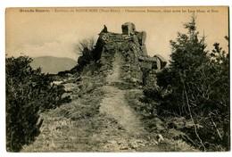 CPA 68 Haut-Rhin Environs Du Bonhomme Observatoire Belmont - France