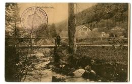 CPA 68 Haut-Rhin Niederlauchen Animé - France