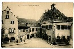 CPA 68 Haut-Rhin Colmar Anciennes Douanes - Colmar
