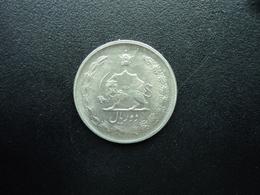 IRAN : 2 RIALS  1351 (1972)  KM 1173   SUP - Iran