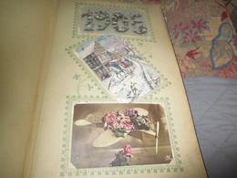 Bel Album Ancien Avec Plus De 300 Cpa Fantaisies. - Cartes Postales
