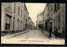 DIEUZE - Rue Georges Clémenceau - Dieuze
