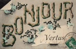 51 Bonjour De VERTUS - Vertus