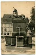 CPA 67 Bas Rhin Saverne Fontaine De La Licorne - Saverne
