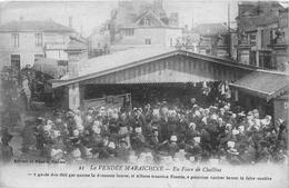 ¤¤  -  CHALLANS   -  La Vendée Maraichine  -  Marché , Foire   -  ¤¤ - Challans