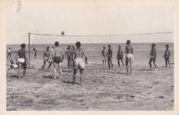 JEU DE VOLLEY BALL SUR LA PLAGE ANIMATION   ACHAT IMMEDIAT - Volleyball