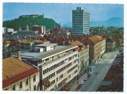 CPSM LJUBLJANA, SLOVENIE - Slovénie