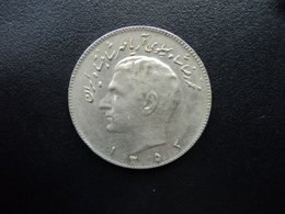 IRAN : 10 RIALS  1353 (1974)   KM 1179    SUP - Iran