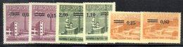 300 - 490 - ALBANIA 1965 ,    Yvert N. 791/796  ***  MNH - Albania