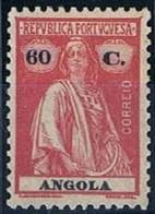 Angola, 1925/6, # 217, MH - Angola
