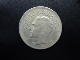 IRAN : 20 RIALS  1353 (1974)  KM 1181    TTB - Iran