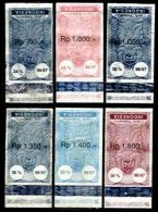 INDONESIA, Tobacco Tax, F/VF - Indonésie