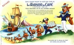 BUVARD LA MAISON DU CAFE - Coffee & Tea