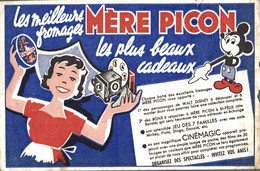 BUVARD FROMAGE MERE PICON - Dairy