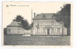 Westmalle Villa Little Grey Home Oude Postkaart - Malle