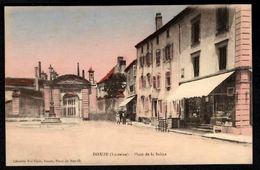 DIEUZE - Place De La Saline - Dieuze