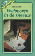 VOETSPOREN IN DE SNEEUW - JOHN LE CARRÉ - STER-DETECTIVES N° 10 - 1e Druk 1983 - Private Detective & Spying
