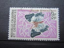 VEND BEAU TIMBRE DE NOUVELLE-CALEDONIE N° 342 , X !!! - Neukaledonien