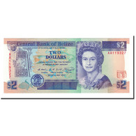 Billet, Belize, 2 Dollars, 1990, 1990-05-01, KM:52a, NEUF - Belize
