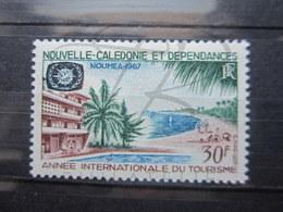VEND BEAU TIMBRE DE NOUVELLE-CALEDONIE N° 339 , XX !!! - Neukaledonien