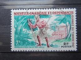 VEND BEAU TIMBRE DE NOUVELLE-CALEDONIE N° 340 , XX !!! - Neukaledonien