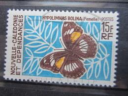 VEND BEAU TIMBRE DE NOUVELLE-CALEDONIE N° 344 , XX !!! - Neukaledonien