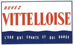 BUVARD VITTELLOISE - Limonades