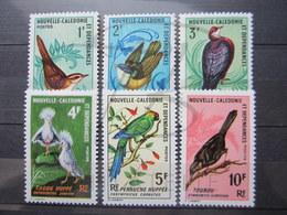 VEND BEAUX TIMBRES DE NOUVELLE-CALEDONIE N° 345 - 350 , X !!! - Neukaledonien