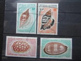 VEND BEAUX TIMBRES DE NOUVELLE-CALEDONIE N° 368 - 371 , X !!! - New Caledonia