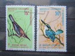 VEND BEAUX TIMBRES DE NOUVELLE-CALEDONIE N° 364 + 365 , X !!! - New Caledonia