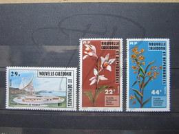 VEND BEAUX TIMBRES DE NOUVELLE-CALEDONIE N° 408 - 410 , X !!! - New Caledonia