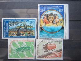 VEND BEAUX TIMBRES DE NOUVELLE-CALEDONIE N° 404 - 407 , XX !!! - New Caledonia