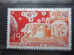 VEND BEAU TIMBRE DE NOUVELLE-CALEDONIE N° 374 , XX !!! - New Caledonia