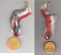 Lausprelle  (acoz) Médaille St Roch   1970   Napoléon - Popular Art