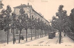 ¤¤  -   PARIS   -   AUTEUIL  -  Ecole J.B. Say   -  ¤¤ - Arrondissement: 16
