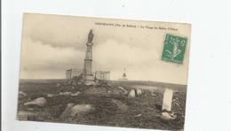 GIROMAGNY (TERR DE BELFORT) LA VIERGE DU BALLON D'ALSACE 1911 - Giromagny