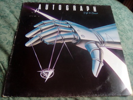 """AUTOGRAPH """"Sign In Please"""" - Hard Rock & Metal"""