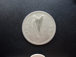 IRLANDE : 1 SHILLING  1963   KM 14a   TTB - Irlande